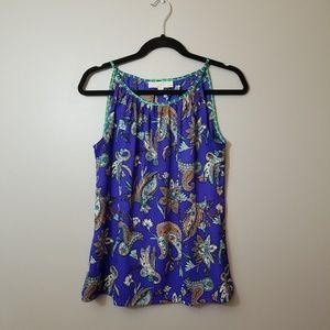 Ann Taylor Loft Petites Medium sleeveless top